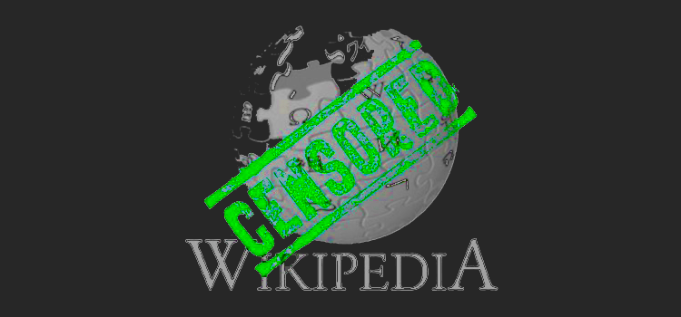 Censored Criticism on the Wikipedia Article About AI Eschatology